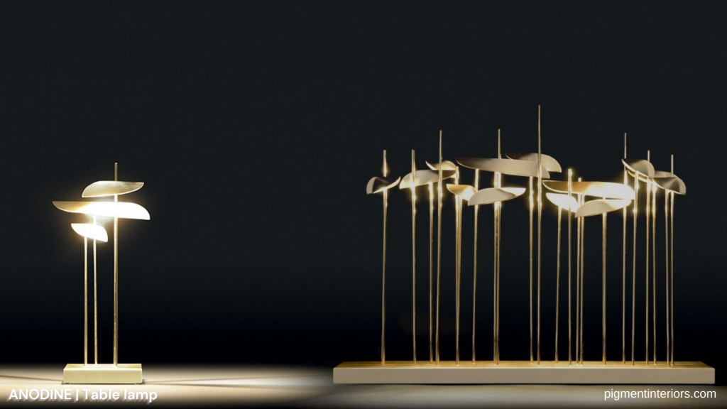 Paolo Castelli - ANODINE | Table lamp